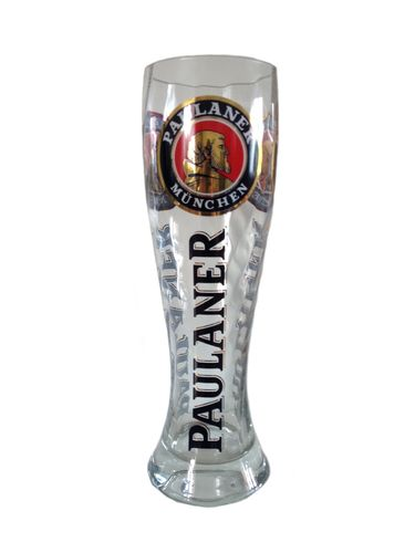 Paulaner (Munich) - 3 Liter - XXL German Beer Glass - NEW