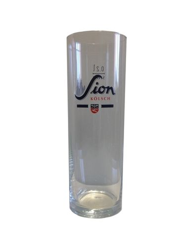 Sion Kolsch - German Beer Glass 0.2 Liter - *Stange* - NEW