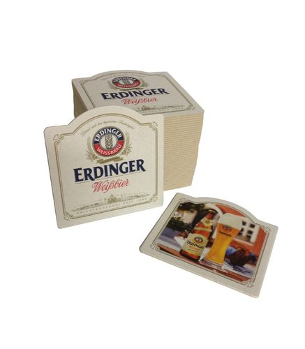 Erdinger - bavarian / german coasters - pack of 40 - NEW