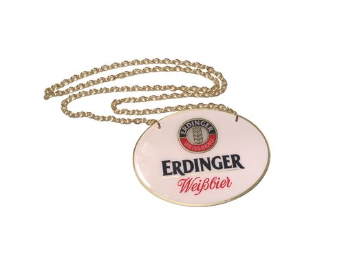 Erdinger - tap sign - NEW
