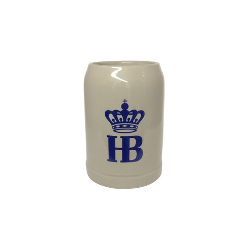 Hofbrauhaus (HB) Munich - German Beer Stein 0.5 Liter - NEW
