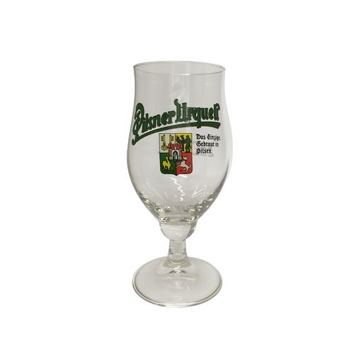 Pilsner Urquell - German Beer Glass - 0.2 Liter - NEW
