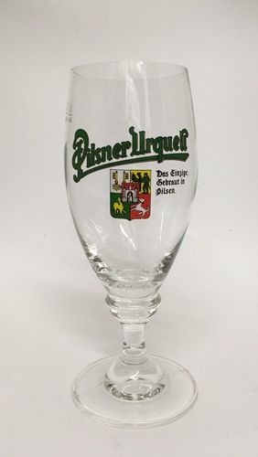 Pilsner Urquell - German Beer Glass - 0.25 Liter - NEW