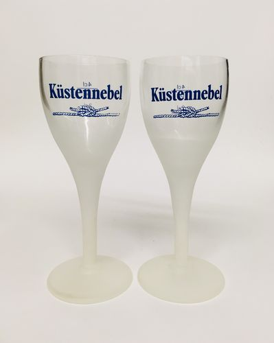 Kustennebel - set of 2 - shot glasses 4cl  - NEW