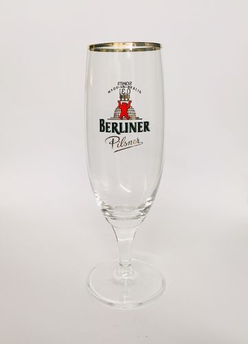 Berliner Pilsner - German Beer Glass - 0.3 Liter - NEW