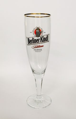 Berliner Kindl - German Beer Glass - 0.3 Liter - NEW