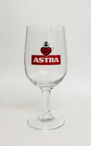 "Astra (Hamburg) - German Beer Glass - 0.3 Liter - ""Pils"" - NEW"